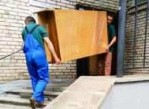 перенос мебели из квартиры
